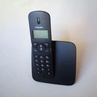 Philips Cordless Telephone CD180 室内無線電話