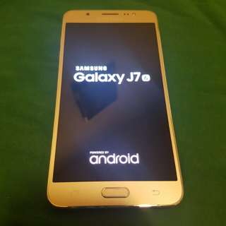 Samsung galaxy J7 2016 model same new