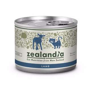 Zealandia Cat Nutrition Lamb 170g
