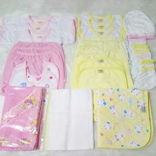 Newborn clothes set for boys & girl