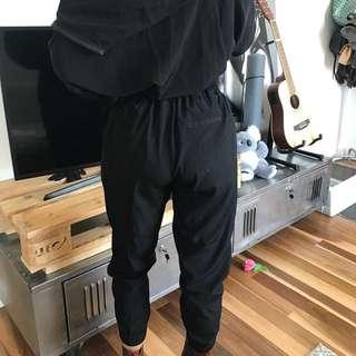 Top shop black pants / trousers