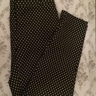 50% OFF Kate Spade Poka-Dot Pants