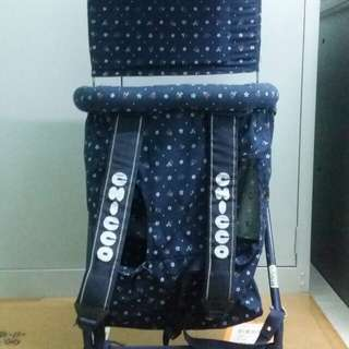 Hooded Chicco Carrier cum Portable Baby Chair