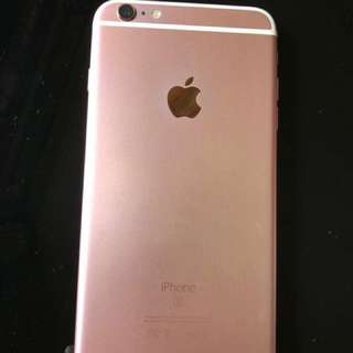 pre-loved iPhone 6s Plus 64GB Rose Gold (MYSET)