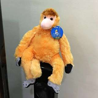 Brunei Monkey Souvenir Stuff Toy