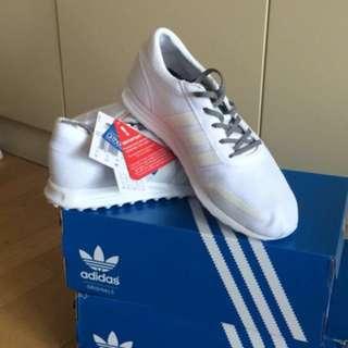 Adidas Originals 白波鞋 跟白色鞋帶