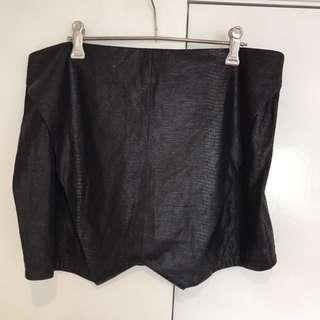 Gingham + Heels Skirt