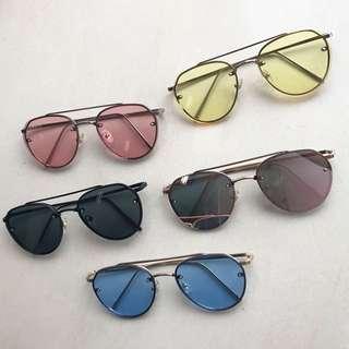 Kacamata Fashion Ocean Colorful / Kacamata Sunglasses Wanita