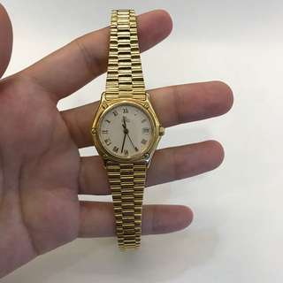 Ebel Yellow Gold 60Gram