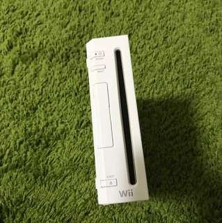 Wii已改機主機一部