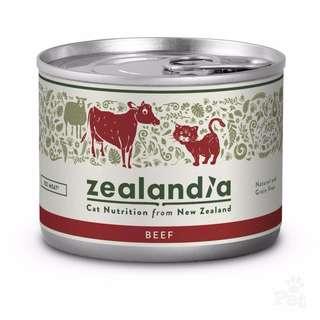 Zealandia Cat Nutrition Beef 170g
