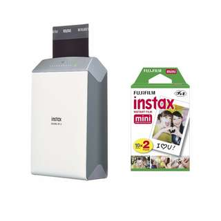 <PROMOTION> CHEAPEST FUJIFILM INSTAX SHARE PRINTER SP2 PORTABLE MOBILE PHOTO PRINTER INSTAX FILM POLAROID LOMOGRAPHY
