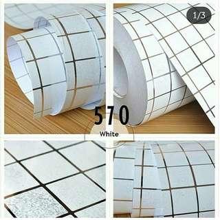 Wallpaper Sticker Dapur & Kamar Mandi - 570