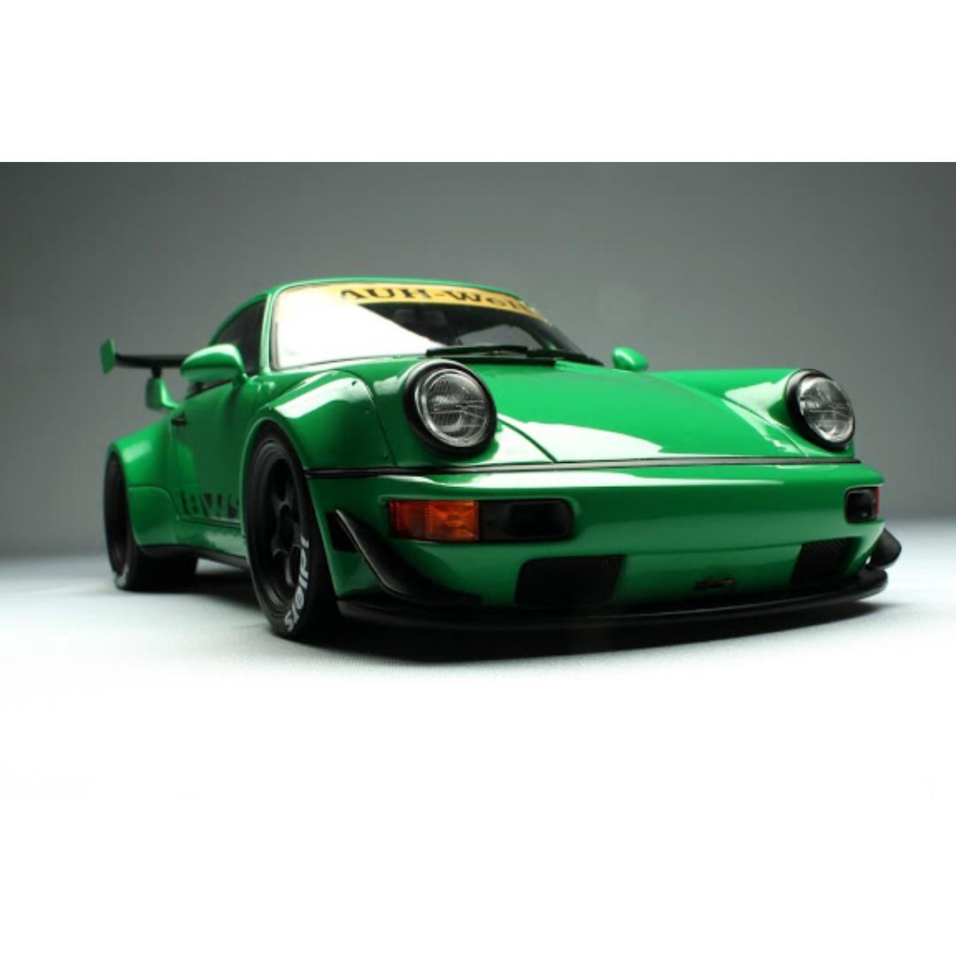 1/18 GT Spirit Porsche RWB 911 964 Green