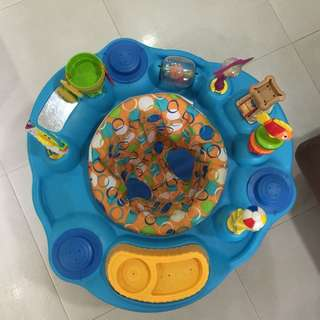 Exersaucer Splash