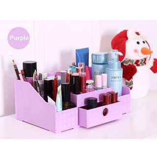 Table organizer with drawer