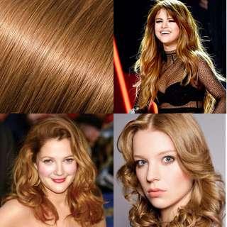 #BUY2FREE1 Dark Honey Blonde/ Intense Light Blonde Korea Professional Hair Color Cream