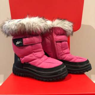 Snow Boots with Fur