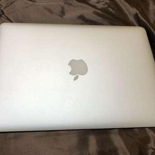 MacBook Air 13inch. 2012
