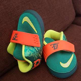 New!! Authentic KD baby rubber shoes