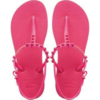 Authentic Havaianas Freedom Candy Sandals