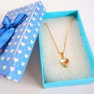 Bangkok Gold Plated Necklace