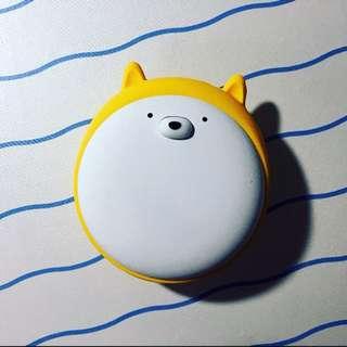 Puffy手暖蛋x充電寶5400mh(3款)