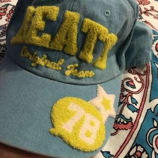 Letters cap