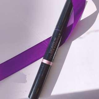 DIOR color & contour (957) eyeshadow & liner pen