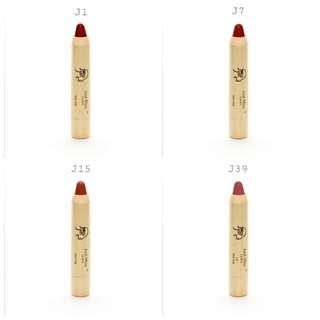 Just Miss Lipstick Gold Putar