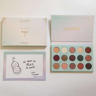 Brand New ColourPop All I See Is Magic - Pressed Powder Shadow Palette