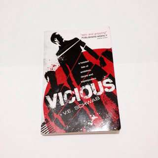 REPRICED!! Vicious (UK Edition)