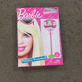 Barbie Basketball hoop
