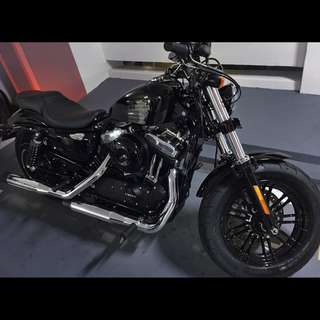 2026 Harley Davidson Sportster Forty-Eight (XL1200X 48)