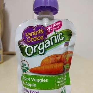 Parent's Choice Organic