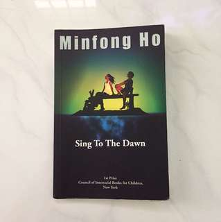 Sing To The Dawn Literature Book