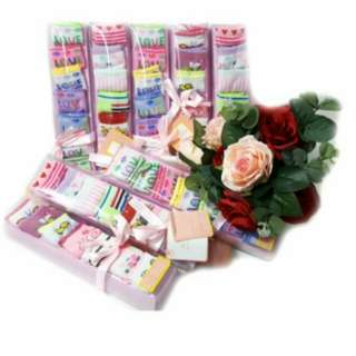 GIRL /BOY 7 in 1 Baby Starter Socks Gift Set