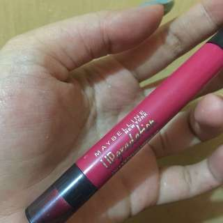 lip gradation maybelline