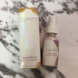Colourpop Crystal Liquid Highlighter #Amethyst