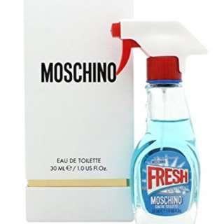 MOSCHINO WOMEN'S FRESH EDT BODY MIST, 30ML