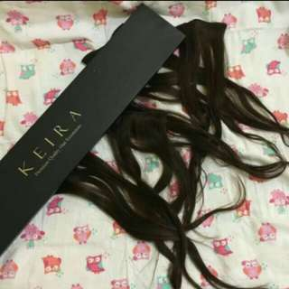 "15""   Human Hair Extension"