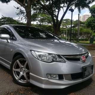 Honda Civic Auto 1.8