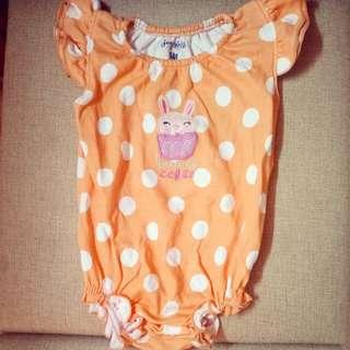 嬰兒棉質包屁衣