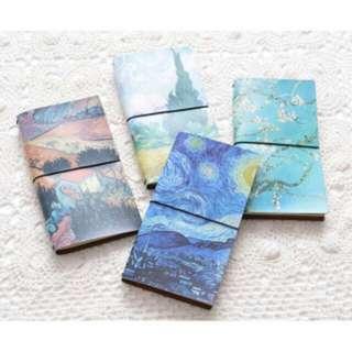 Van Gogh Planner Notebook