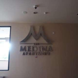 Jual Apartement Medina, Karawaci, Tangerang.