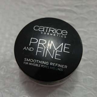 Preloved Catrice Prime and Fine Smoothing Refiner