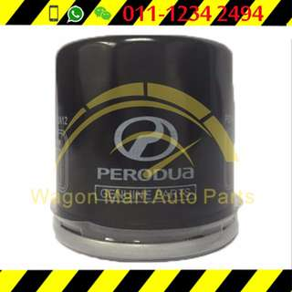 Perodua Oil Filter FOR Axia / Brezza ONLY 15601-P2A1