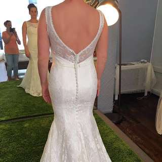 Wedding Dress - Selling To Baby Coming!