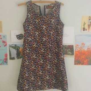 Vintage Princess Highway Skater Dress