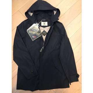 AIGLE GORE-TEX jacket with hoodie